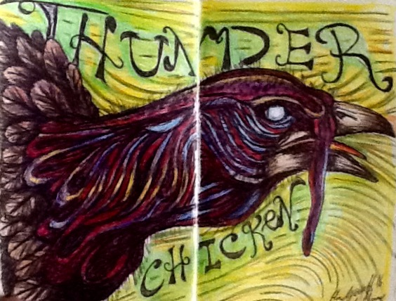thunder chicken by pladywolf82