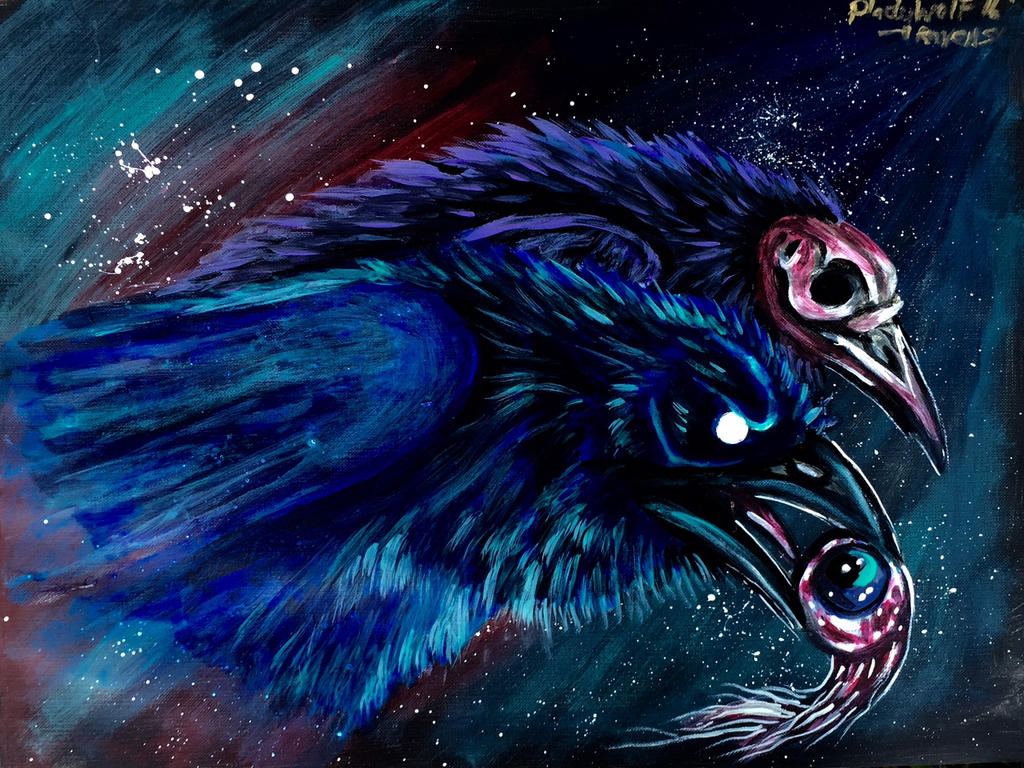ravens by pladywolf82
