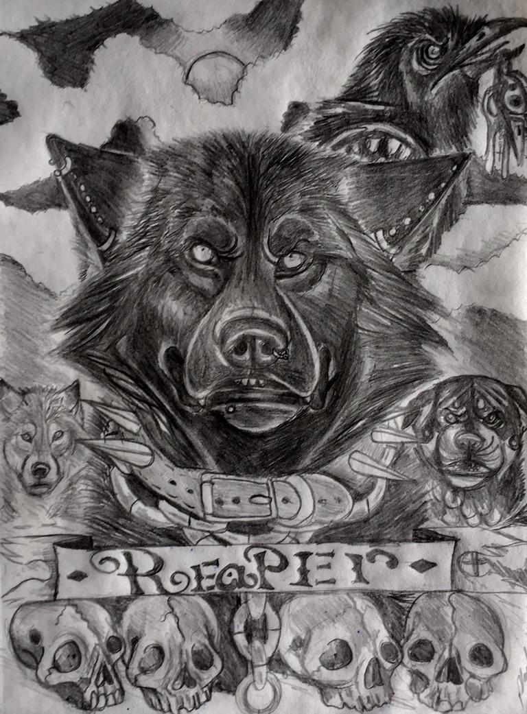 reaper by pladywolf82