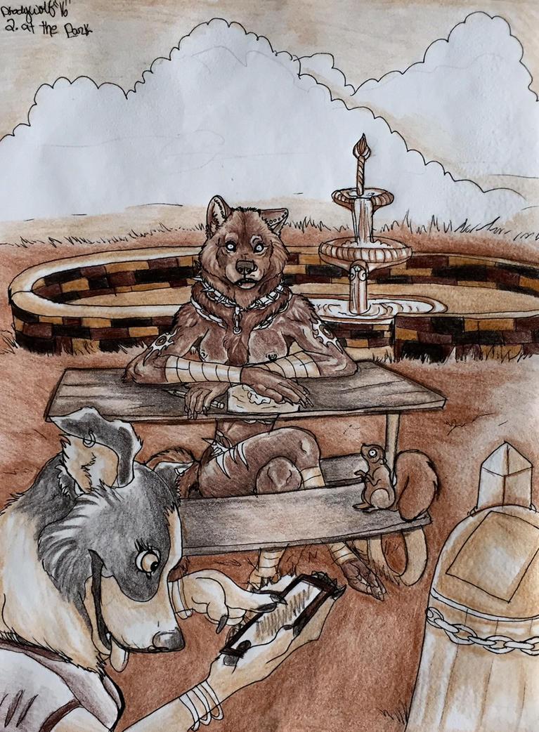 day 2 by pladywolf82