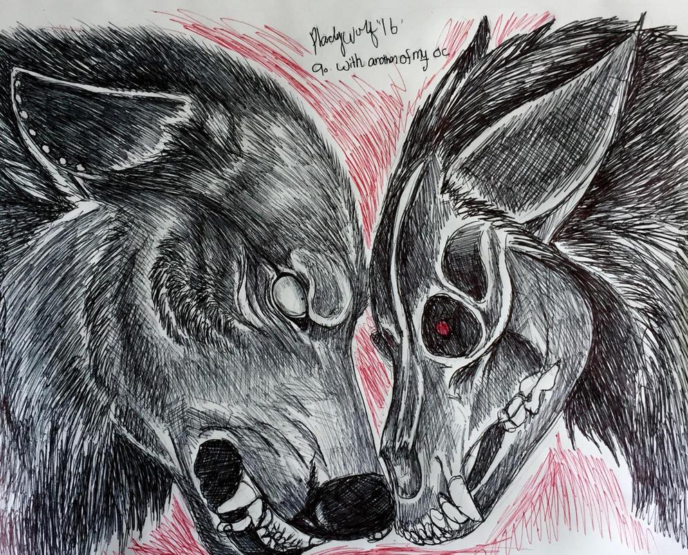 Day 9 by pladywolf82