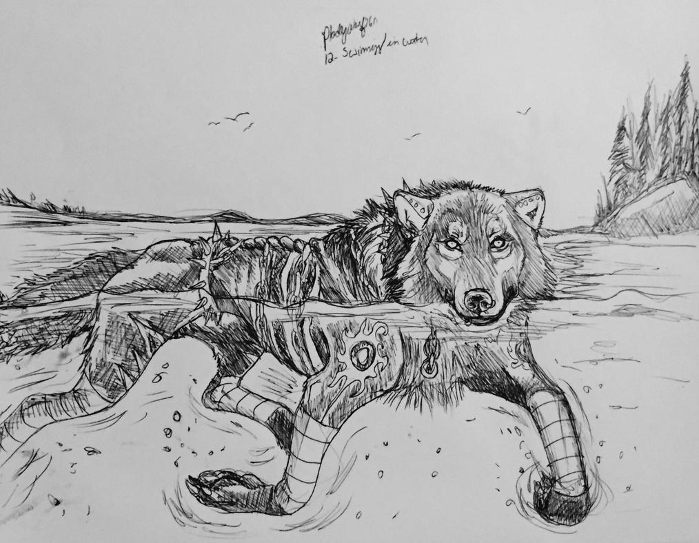 Day 12 by pladywolf82