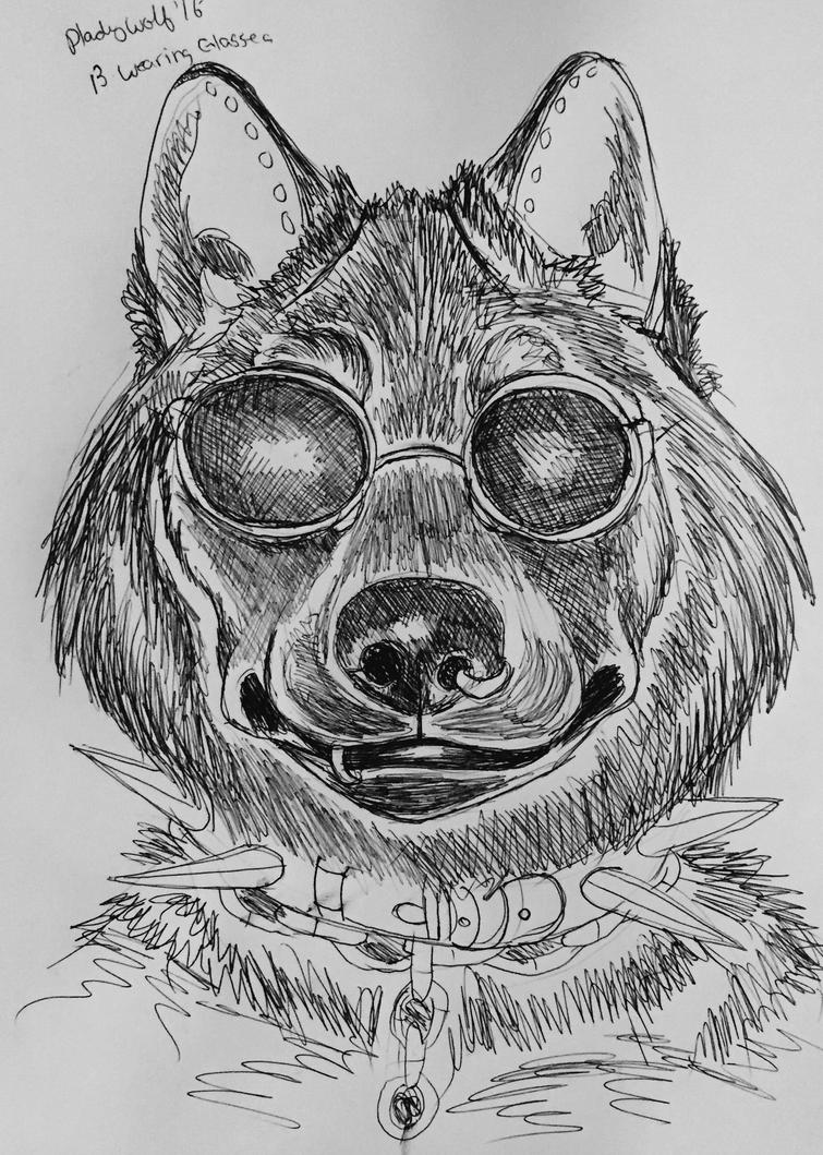 Day 13 by pladywolf82