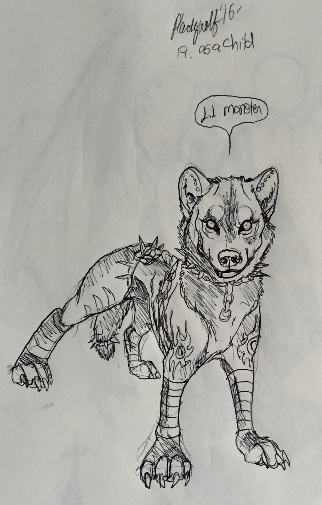 Day 19 by pladywolf82