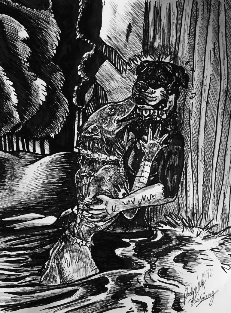 Hideaway by pladywolf82
