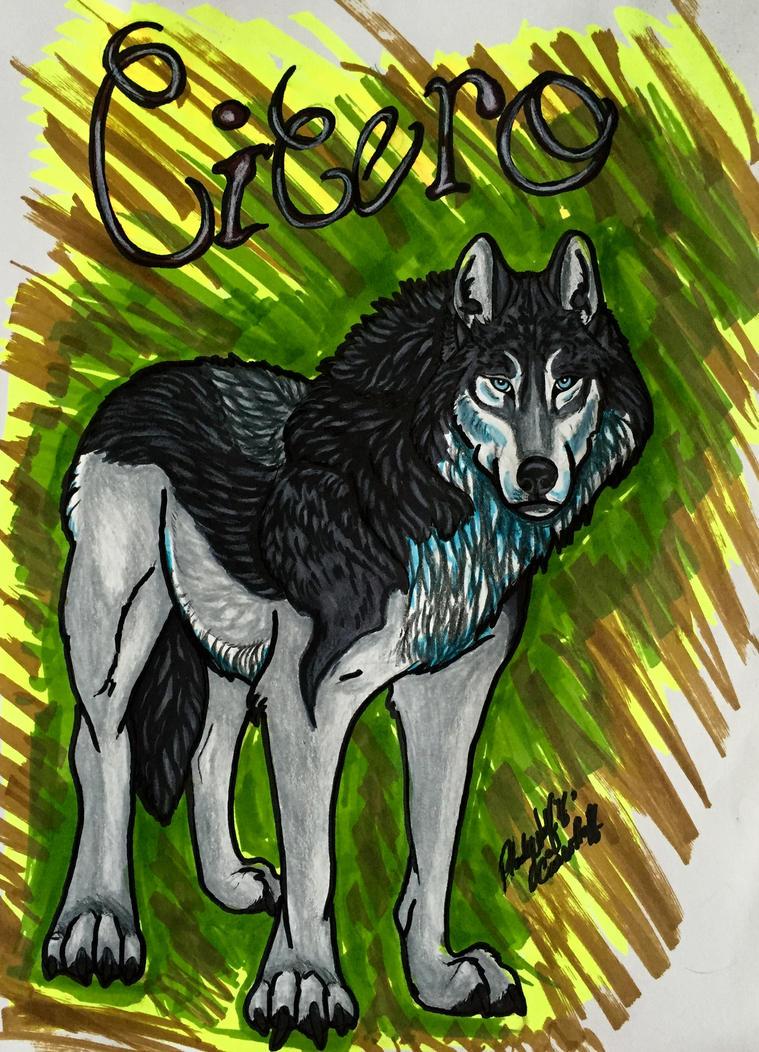 Cicero by pladywolf82