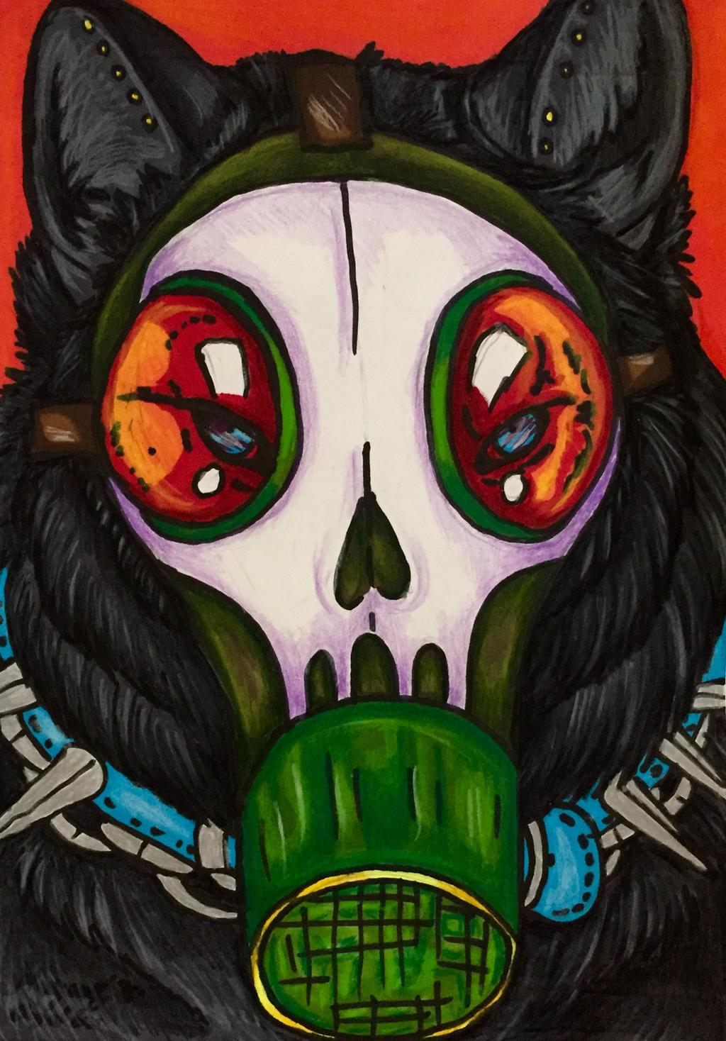 Dog of war by pladywolf82