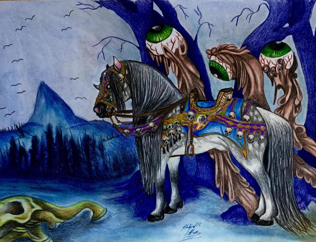 Ghost by pladywolf82