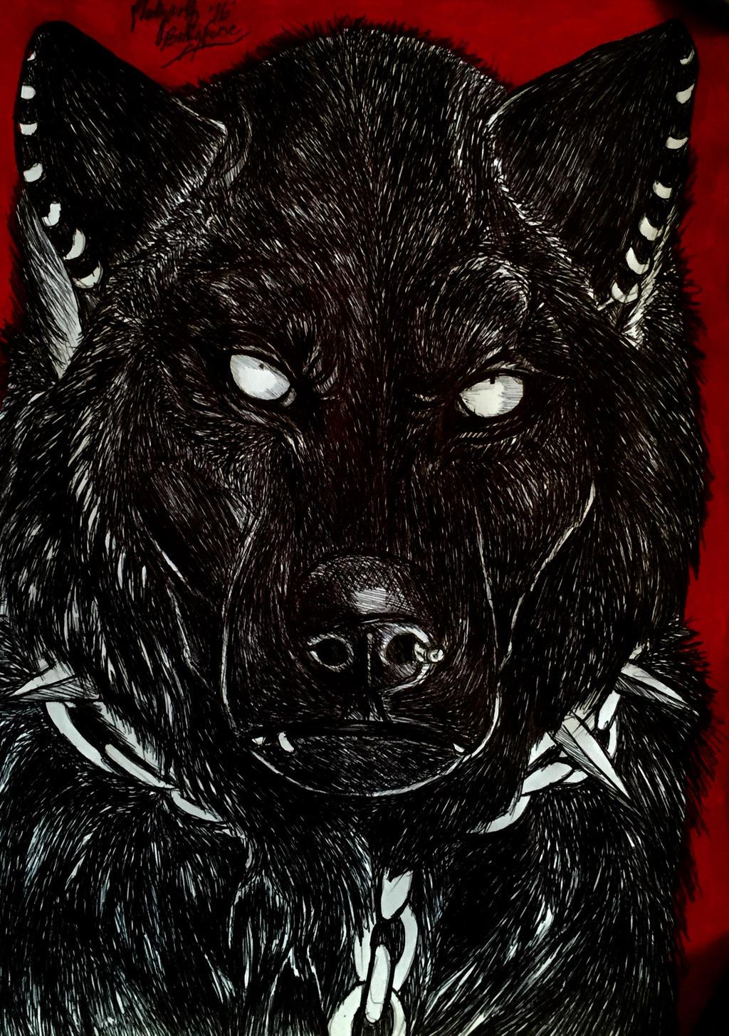 Bitch face by pladywolf82