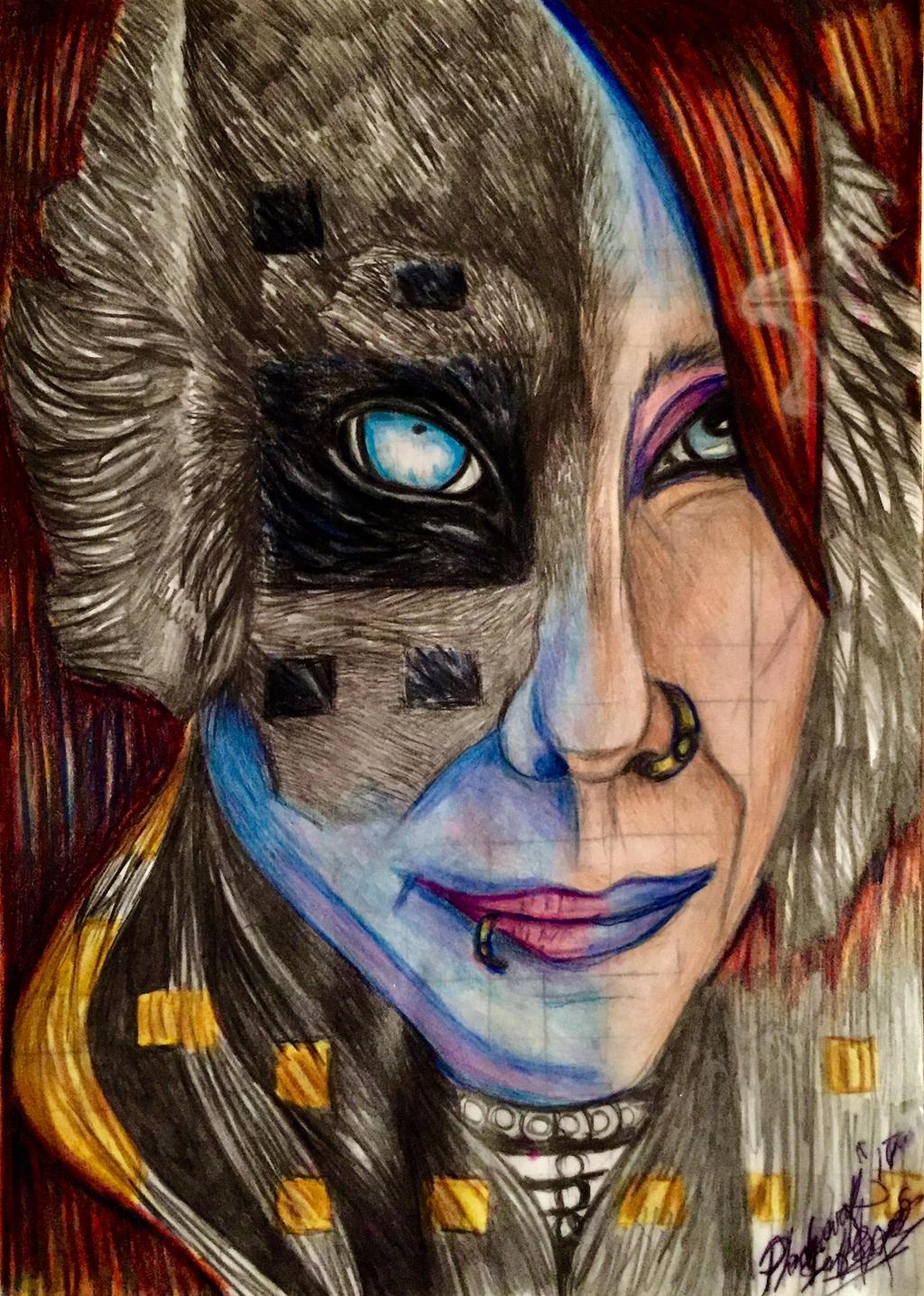 Self expression by pladywolf82