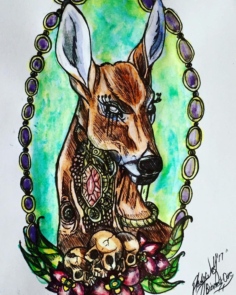 Doe by pladywolf82