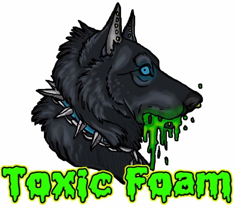 Toxic foam by pladywolf82