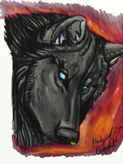 Plady doodle by pladywolf82
