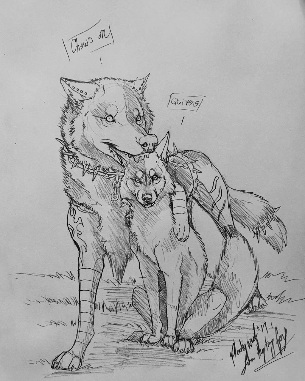 Love thy tiny fox by pladywolf82
