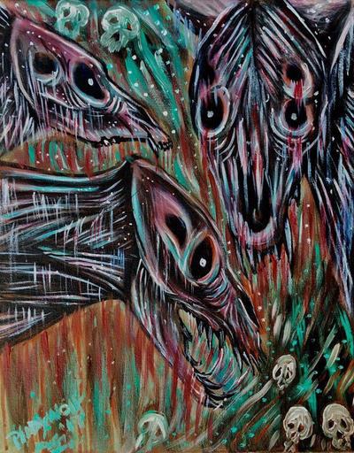 Abyss by pladywolf82