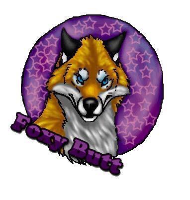Foxy butt by pladywolf82