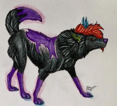 Neon by pladywolf82