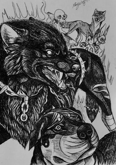 Snarly by pladywolf82