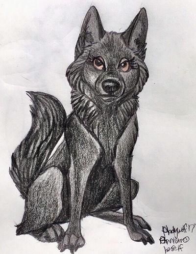 Phantom by pladywolf82