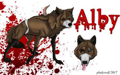 Alby by pladywolf82
