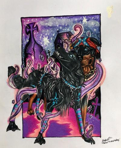 Marvel at my weirdness  by pladywolf82
