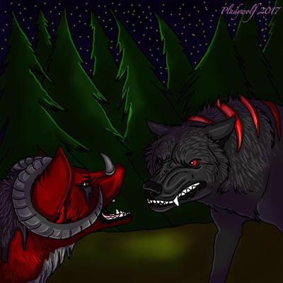 Encounter  by pladywolf82