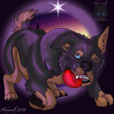 Pretty boy by pladywolf82