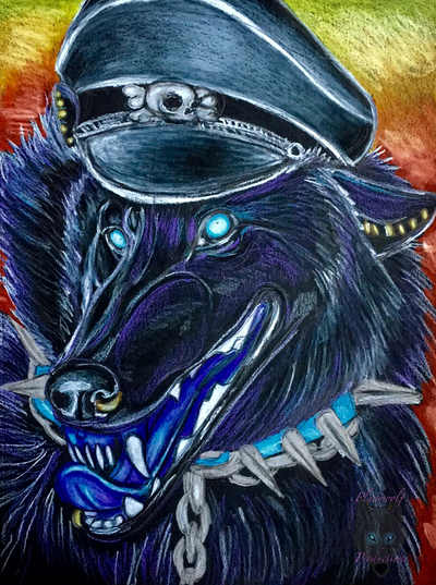 Miss evil by pladywolf82