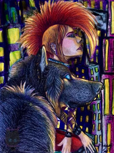 City  by pladywolf82