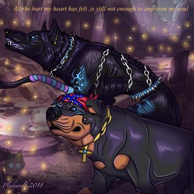 Imprison my soul by pladywolf82