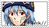 .hack//sign fanstamp by Xiahism