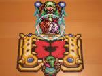Legend of Zelda Bead Sprite