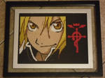 FMA Cross Stitch - Pt 1