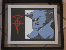 FMA Cross Stitch Part 2 by Karma-Pudding