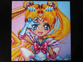Sailor Moon Bead Sprite