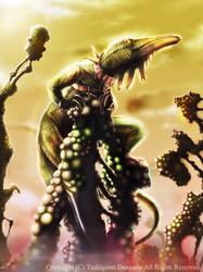 Dragon by Takamine-t
