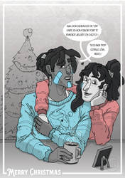 Kluh and Lena - Christmas Calm 1/4