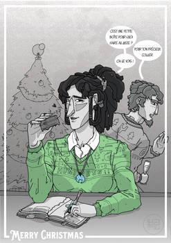 Oeria and Daemon - Christmas Calm 2/4
