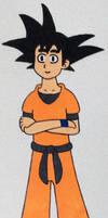 Gift: Goku by NeoNimbus526