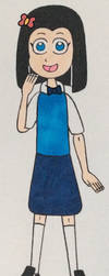School Girl by NeoNimbus526