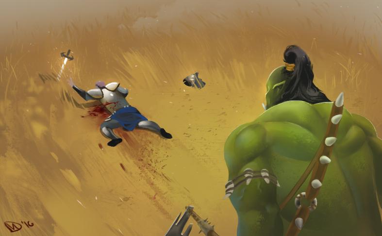 Warcraft by MARTO319