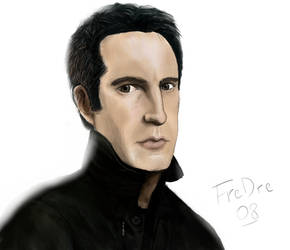 Trent Reznor by freddre
