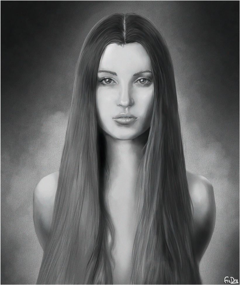 Jane Seymour by freddre