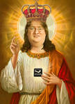 Gabe Newell Portrait