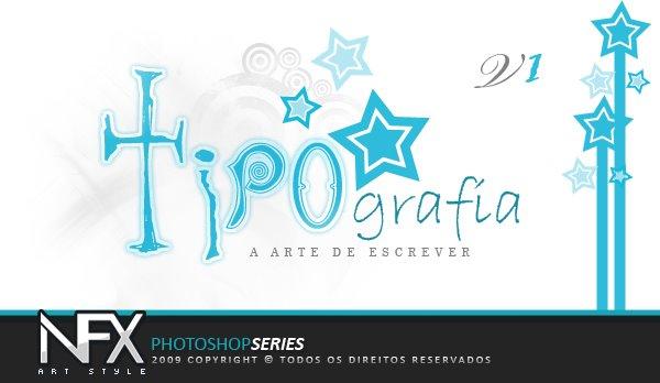 Tipografia by nfxtutoriais