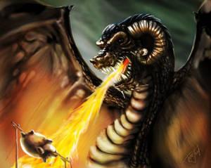 Dragon lunch