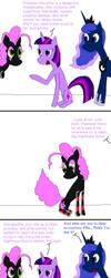 Ask Pinkie Tai - Cutie Mark Truths 2 by DarkfireTaimatsu