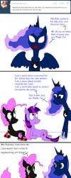 Ask Pinkie Tai - Cutie Mark Truths 4 by DarkfireTaimatsu