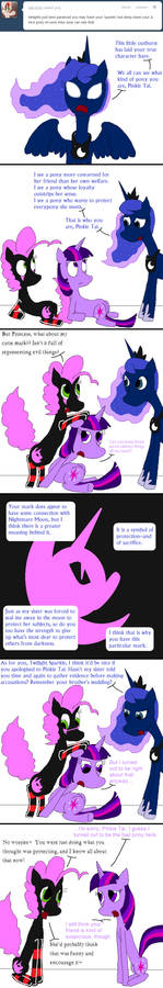 Ask Pinkie Tai - Cutie Mark Truths 4