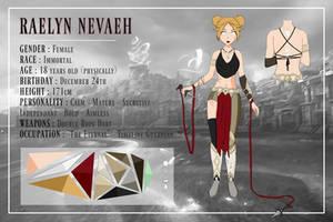Final Fantasy | Raeyln Nevaeh by Mangasia
